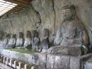 臼杵の石仏2